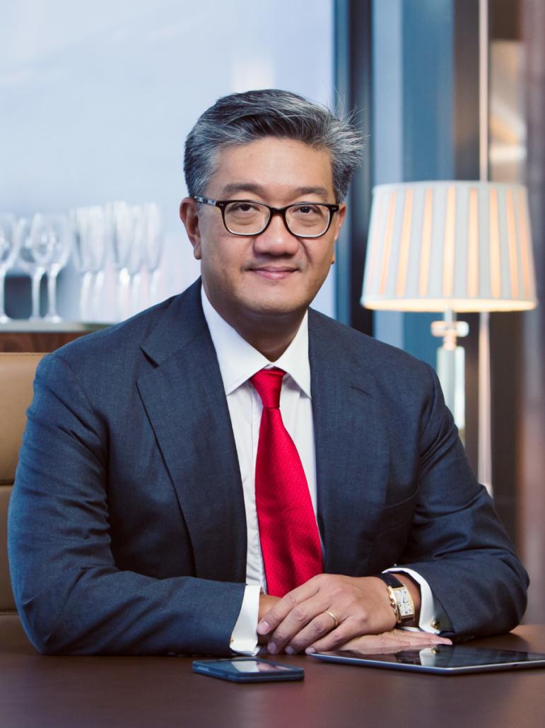 Gavin Tan
